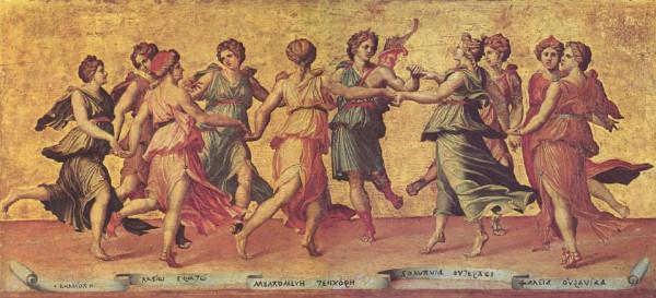 Muses de Giulio Romano
