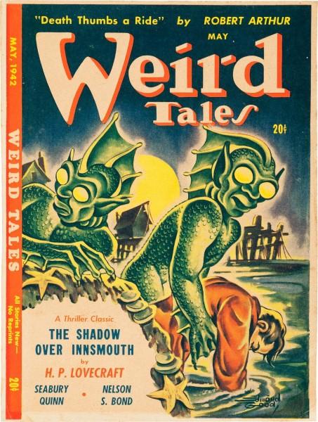 Weird Tales - 1942